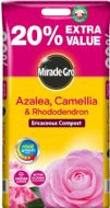 Miracle-Gro Azalea, Camellia & Rhododendron Compost - 10L